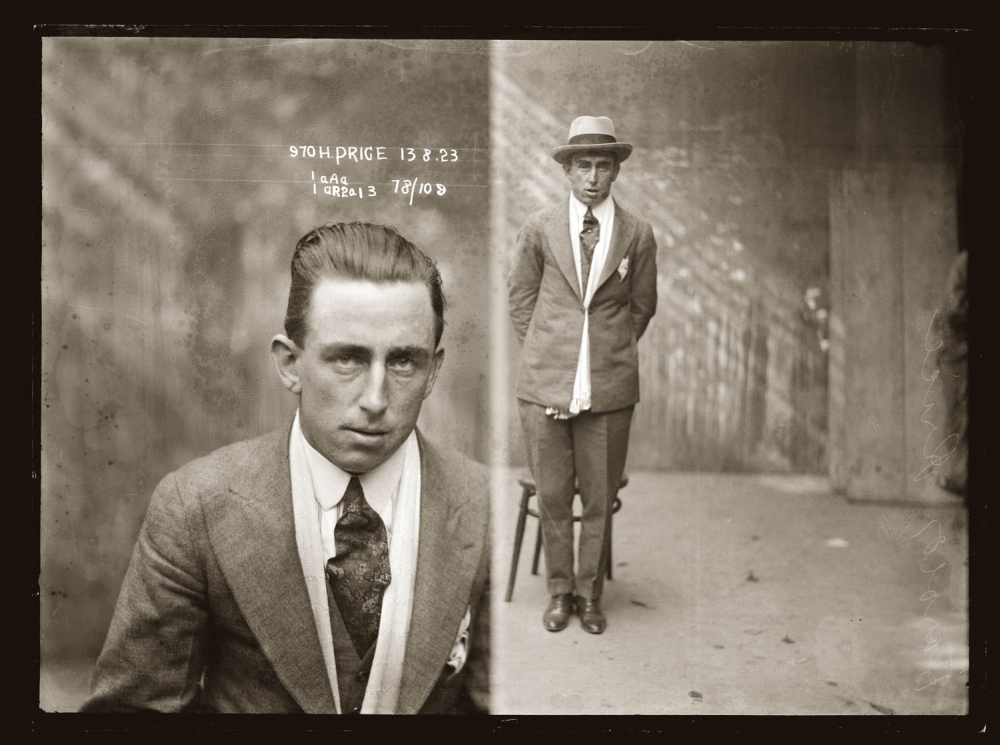 Australian Mug Shots Taken In The 1920s Adequate Bird
